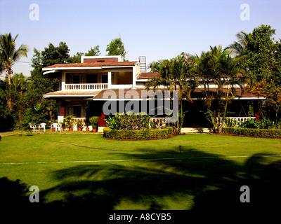 NMJ98685 Varun Farm House Panvel Maharashtra India - Stock Photo