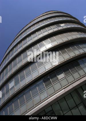 Greater London Authority, City Hall, The Queen's Walk, More London, London SE1 2AA - Stock Photo