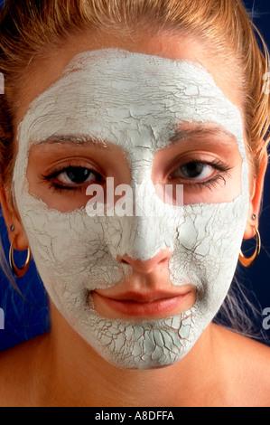 Facial Mud pack