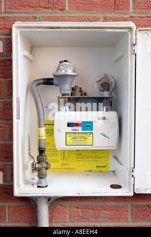 Domestic Electricity Meter Position