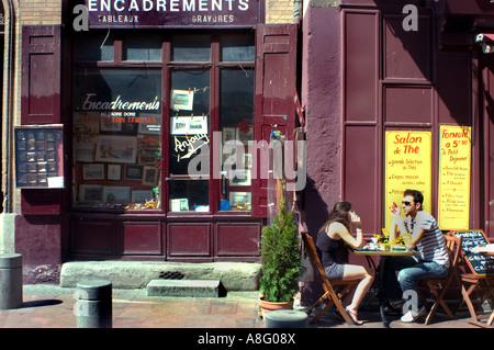 people sharing drinks on terrace of old british pub bars london stock photo royalty free. Black Bedroom Furniture Sets. Home Design Ideas