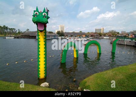 Toy Lego plastic block statue figures Downtown Disney Marketplace ...