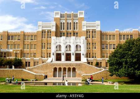Central High School, Little Rock AR - Stock Photo