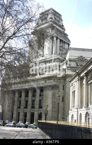 trinity square and trinity house.city of london.UK.2006 - Stock Photo