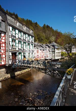 German village of monschau in the eifel region rhineland for Design hotel eifel germany
