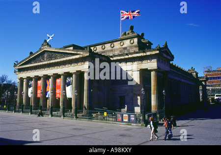 The Royal Scottish Academy Building, Edinburgh