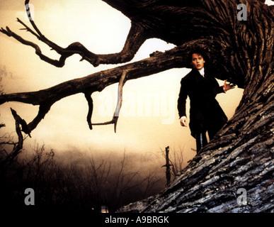 SLEEPY HOLLOW - 1999  Paramount film with Johnny Depp - Stock Photo