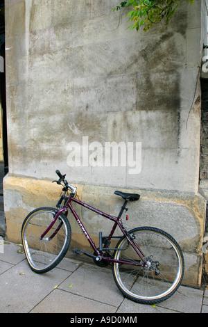 Broken bicycles in street vandalism - Stock Photo