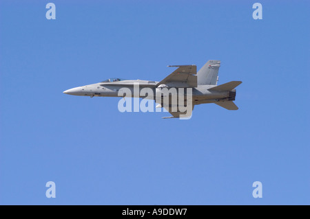 F/A-18C Hornet, Swiss Air Force - Stock Photo