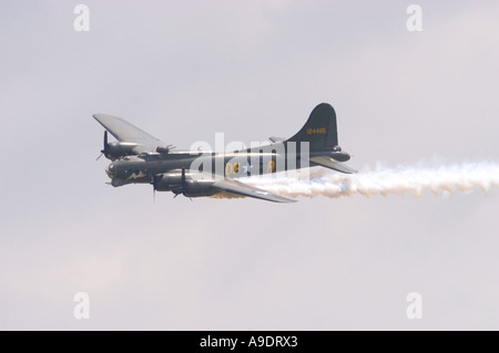 Boeing B-17G-105-VE - Stock Photo