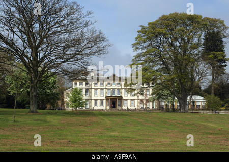 Sewerby Hall near Bridlington East Riding of Yorkshire - Stock Photo