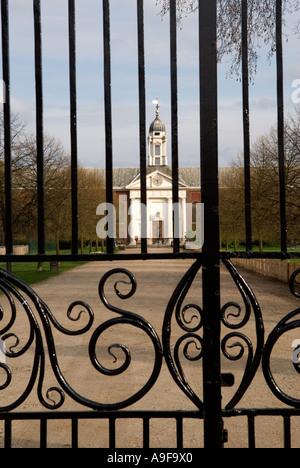 'Royal Hospital'. Royal Borough of Kensington and Chelsea  London SW1 England - Stock Photo