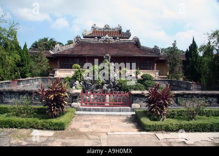 The Citadel Hue Vietnam - Stock Photo