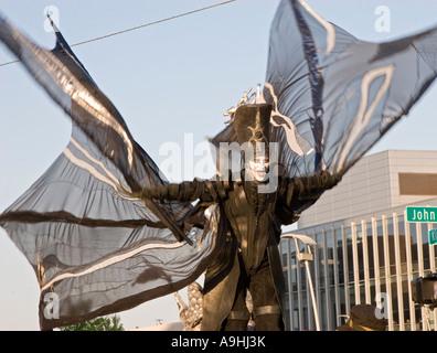Close Act Visual Theatre - Stock Photo