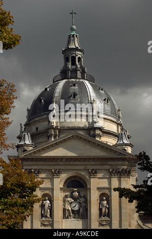 La chapelle Sainte-Ursule de la Sorbonne, Paris France - Stock Photo