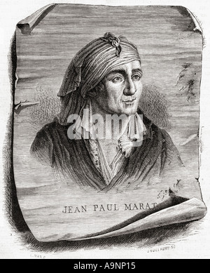 jean paul marat a radical journalist Jean-paul marat (24 may 1743 – 13 july 1793) was a french political theorist, physician, and scientist who became best known for his role as a radical journalist and politician during the french revolution.
