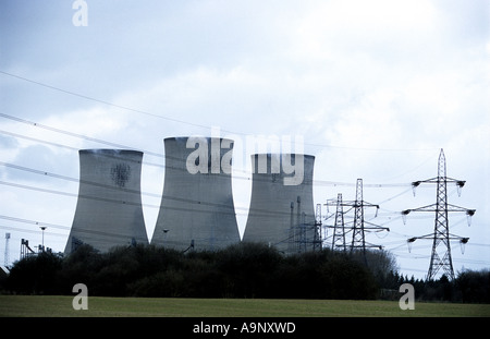 Didcot A coal-fired power station, Oxfordshire, UK. - Stock Photo