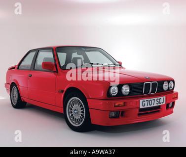 1990 BMW 325i Sport - Stock Photo