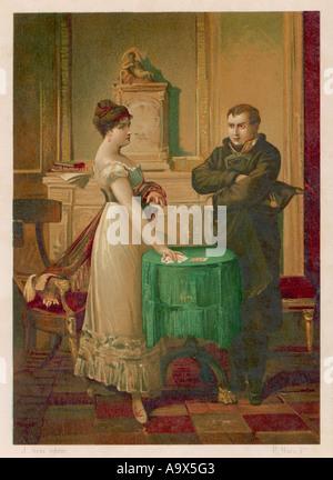 Napoleon Lenormand - Stock Photo