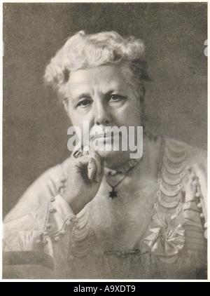 Annie Besant Bibbys - Stock Photo