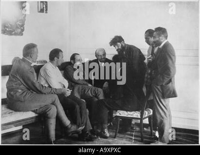 1920 Lenin Comintern - Stock Photo