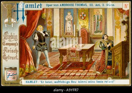 Thomas Hamlet Liebig 4 - Stock Photo