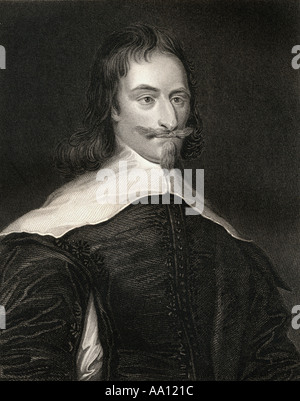 Archibald Campbell, 1st Marquess 8th Earl of Argyll, 1607 - 1661.  Leader of Scotland s anti Royalist party in English - Stock Photo