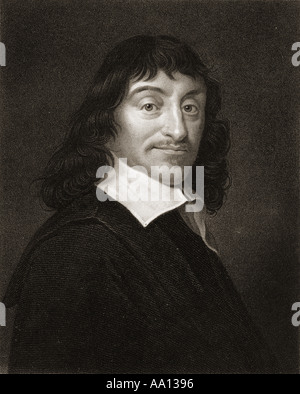 a biography of rene descartes a french philosopher mathematician and scientist A list of the greatest and most influential mathematicians thales (c 624 – c547 bc) greek philosopher who is considered one of the first mathematicians thales made pioneering use of geometry to calculate height and distance.