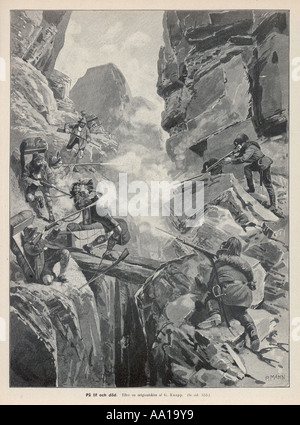 Smugglers Caught  Italy - Stock Photo