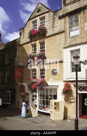 Sally Lunns Tea Rooms Bath
