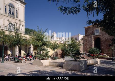 The Algarve, Silves - Stock Photo