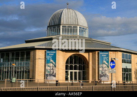 discovery point information media centre dundee scotland uk gb - Stock Photo