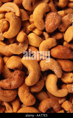 Cashew nuts cashews brown frame to frame lot of nuts Stock Photo ...