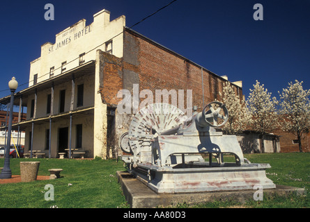 AJ10558, Selma, Alabama, AL - Stock Photo