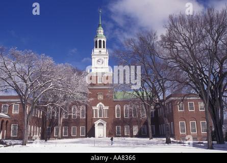AJ4890, Dartmouth College, New Hampshire, NH - Stock Photo