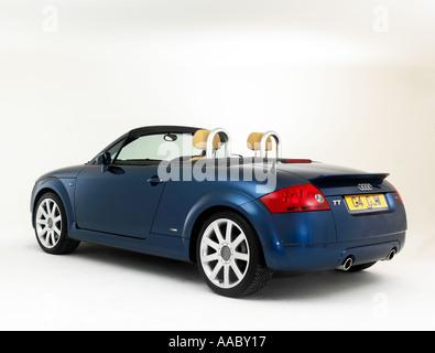 2003 Audi TT Roadster - Stock Photo