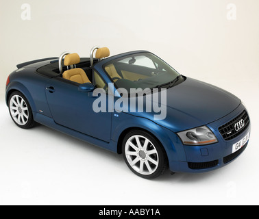 2003 Audi TT Roadster - Stock Photo