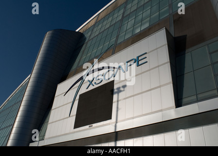 PICTURE CREDIT DOUG BLANE The Xscape building in Central Milton Keynes, the Centre MK - Stock Photo
