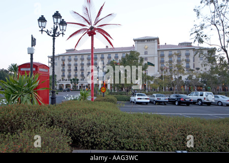 sheraton hotel with exotic tropical lighting and decoration addis