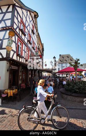 Ahrweiler, Germany, Europe - Stock Photo