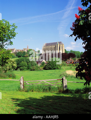 GB SUSSEX SOUTH DOWNS ADUR VALLEY LANCING COLLEGE - Stock Photo