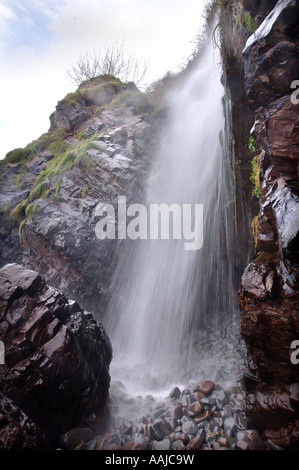 Ira Block Photography | A waterfall found in a small Sami fishing ...