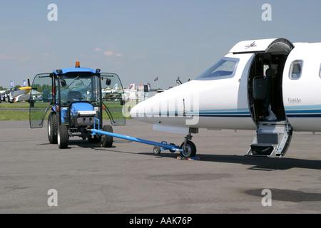 Biggin Hill International Air Fair 2007 - Stock Photo
