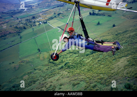 Tandem Hang Gliding New Zealand North Island