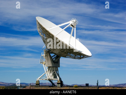The Very Large Array in San Agustin New Mexico - Stock Photo