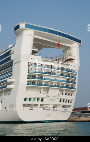 Venice Italy The Cruise Ship Club Med 2 A 5 Masted