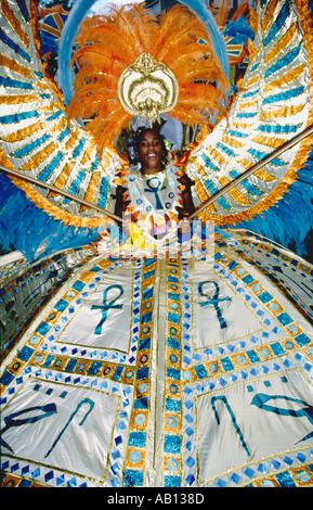 London Notting Hill Karneval - Stock Photo