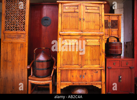 Chinese Antiques - Stock Photo