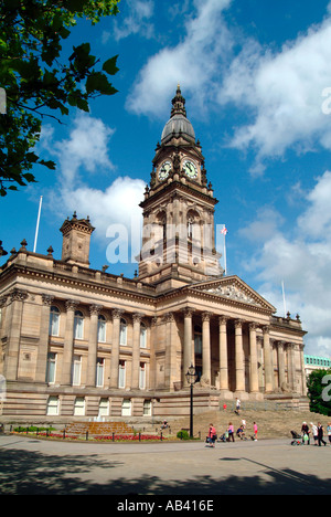 Bolton Town Hall England UK - Stock Photo