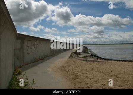 Canvey Island Flood Defences
